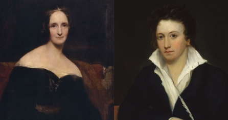 Mary-and-Percy-Shelley